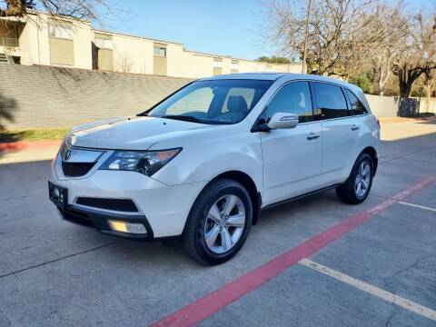 2011 Acura MDX for sale at DFW Autohaus in Dallas TX