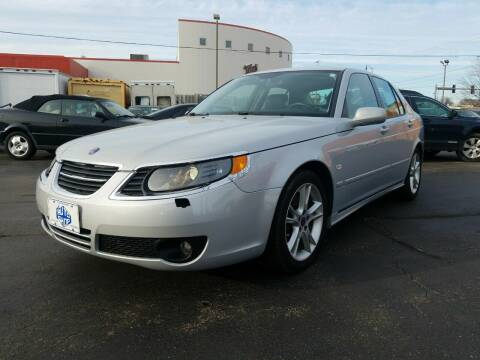2008 Saab 9-5 for sale at THE AUTO SHOP ltd in Appleton WI