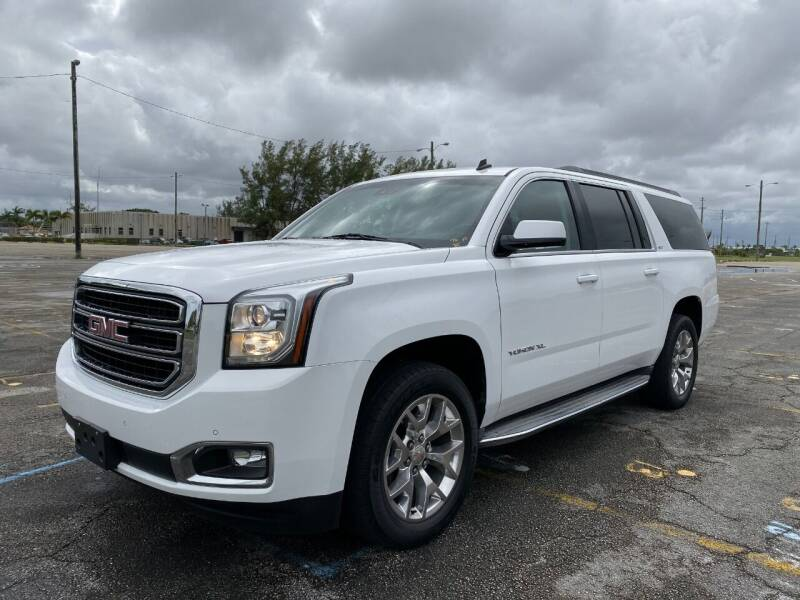 2015 GMC Yukon XL for sale at Truck Depot 2 in Miami FL
