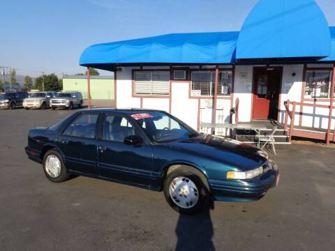 1995 Oldsmobile Cutlass Supreme for sale at Jim's Cars by Priced-Rite Auto Sales in Missoula MT