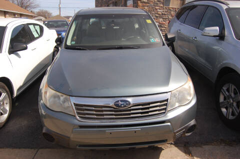 2009 Subaru Forester for sale at D&H Auto Group LLC in Allentown PA