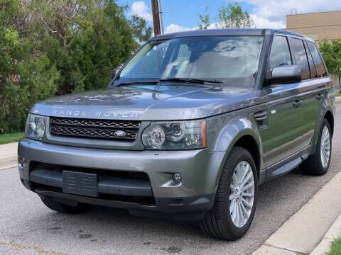 2010 Land Rover Range Rover Sport for sale at A.I. Monroe Auto Sales in Bountiful UT