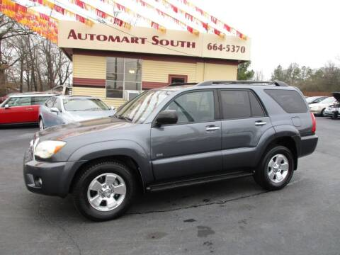 2008 Toyota 4Runner for sale at Automart South in Alabaster AL
