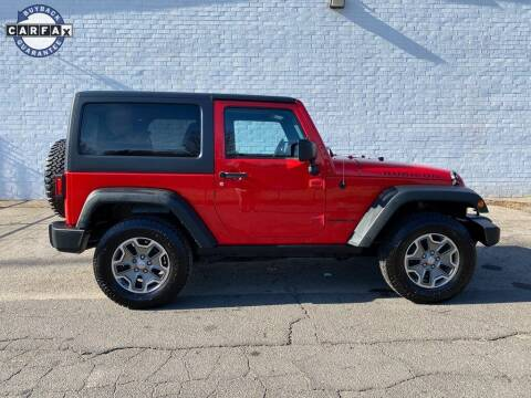 2014 Jeep Wrangler for sale at Smart Chevrolet in Madison NC