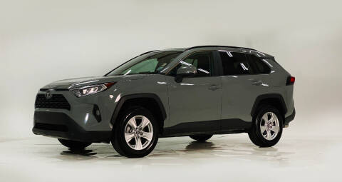 2019 Toyota RAV4 for sale at Houston Auto Credit in Houston TX