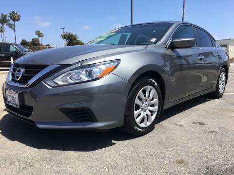 2017 Nissan Altima for sale at Auto Max of Ventura in Ventura CA