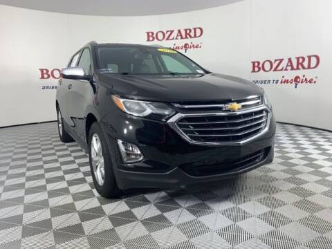 2020 Chevrolet Equinox for sale at BOZARD FORD in Saint Augustine FL