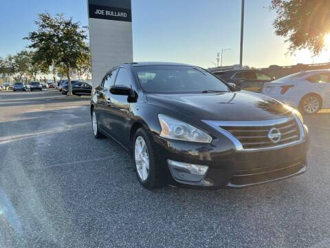 2013 Nissan Altima for sale at JOE BULLARD USED CARS in Mobile AL