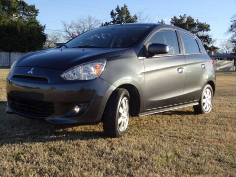 2014 Mitsubishi Mirage for sale at 123 Car 2 Go LLC in Dallas TX
