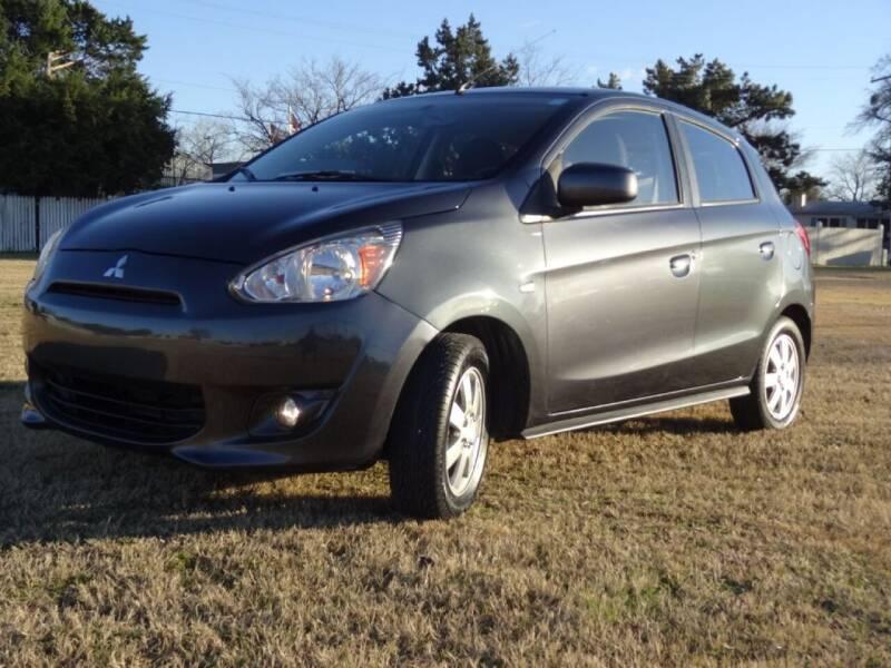 2014 Mitsubishi Mirage for sale at 123 Car 2 Go LLC in Dallas TX