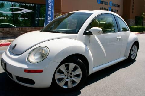 2010 Volkswagen New Beetle for sale at CK Motors in Murrieta CA