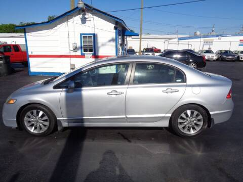 2009 Honda Civic for sale at Cars Unlimited Inc in Lebanon TN