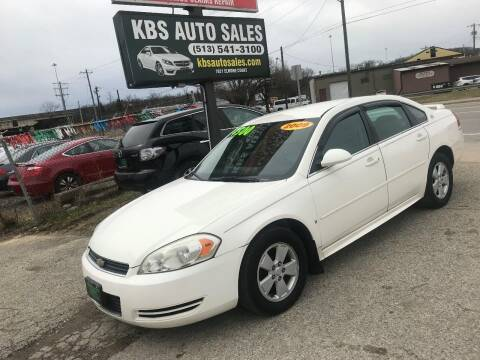 2009 Chevrolet Impala for sale at KBS Auto Sales in Cincinnati OH