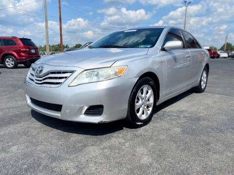 2011 Toyota Camry for sale at Clear Choice Auto Sales in Mechanicsburg PA