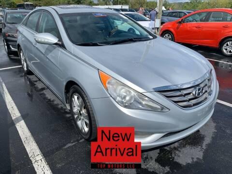 2013 Hyundai Sonata for sale at Top Motors LLC in Portsmouth VA