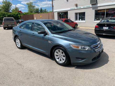 2010 Ford Taurus for sale at Fairview Motors in West Allis WI