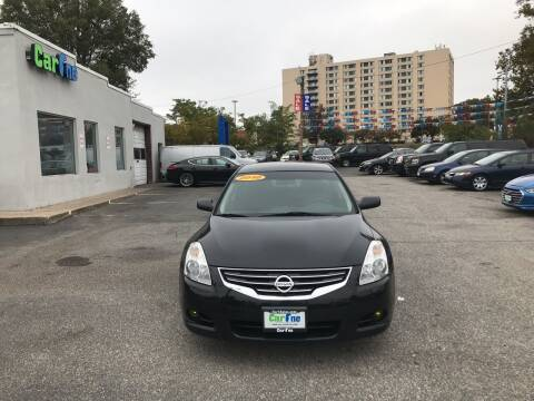 2010 Nissan Altima for sale at Car One in Essex MD