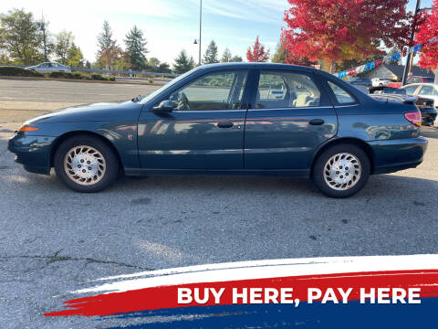2002 Saturn L-Series for sale at Valley Sports Cars in Des Moines WA
