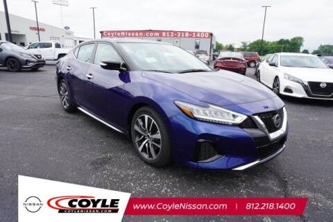 2020 Nissan Maxima for sale at COYLE GM - COYLE NISSAN - Coyle Nissan in Clarksville IN