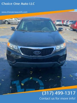 2011 Kia Sorento for sale at Choice One Auto LLC in Beech Grove IN