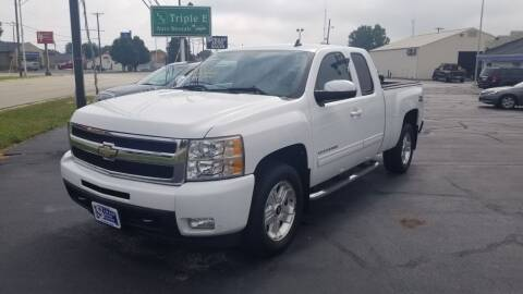 2010 Chevrolet Silverado 1500 for sale at Larry Schaaf Auto Sales in Saint Marys OH