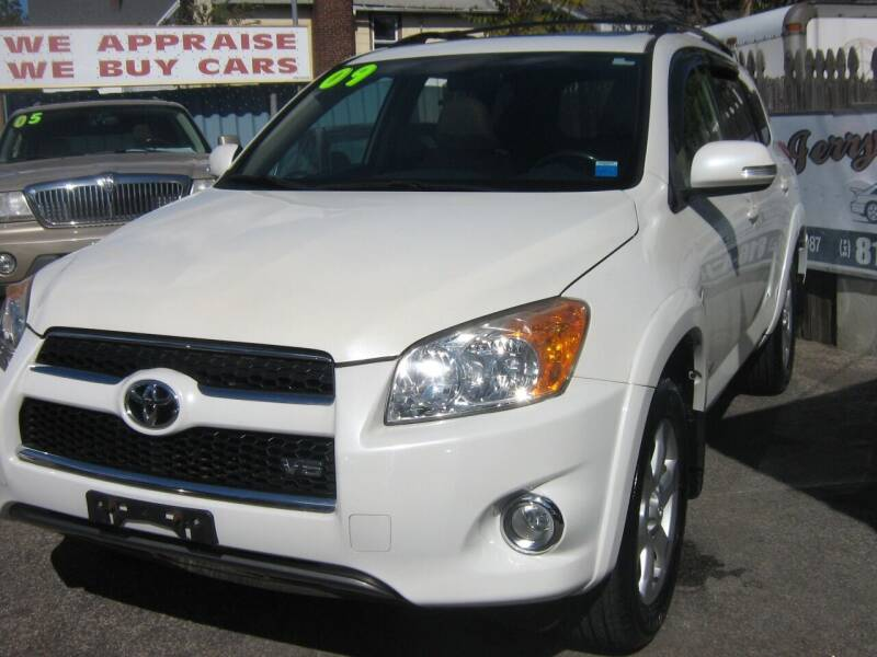 2009 Toyota RAV4 for sale at JERRY'S AUTO SALES in Staten Island NY