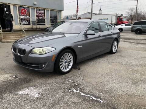 2013 BMW 5 Series for sale at Bagwell Motors in Lowell AR