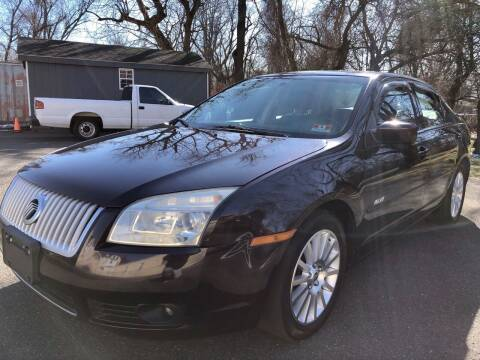 2007 Mercury Milan for sale at Perfect Choice Auto in Trenton NJ