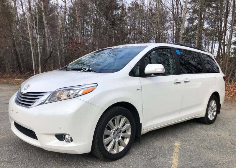 2016 Toyota Sienna for sale at Top Line Import in Haverhill MA