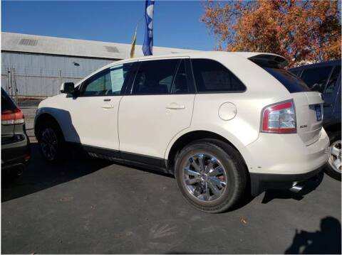 2008 Ford Edge for sale at Khodas Cars - buy here pay here in Gilroy, CA