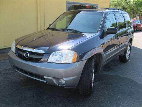 2002 Mazda Tribute for sale at PARK AUTOPLAZA in Pinellas Park FL
