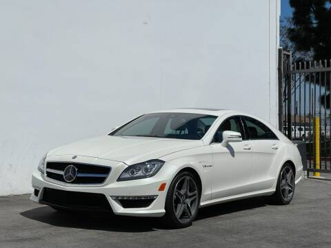 2012 Mercedes-Benz CLS for sale at Corsa Exotics Inc in Montebello CA