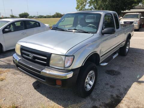 2000 Toyota Tacoma for sale at John 3:16 Motors in San Antonio TX