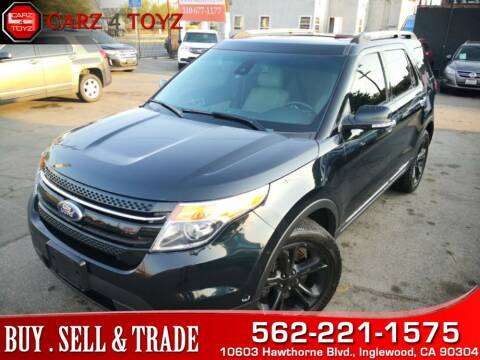2014 Ford Explorer for sale at Carz 4 Toyz in Inglewood CA