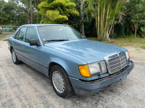 1989 Mercedes-Benz 300-Class for sale at OVE Car Trader Corp in Tampa FL