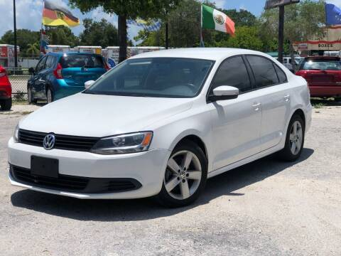 2012 Volkswagen Jetta for sale at Pro Cars Of Sarasota Inc in Sarasota FL