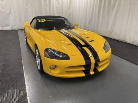 2009 Dodge Viper for sale at Monster Motors in Michigan Center MI