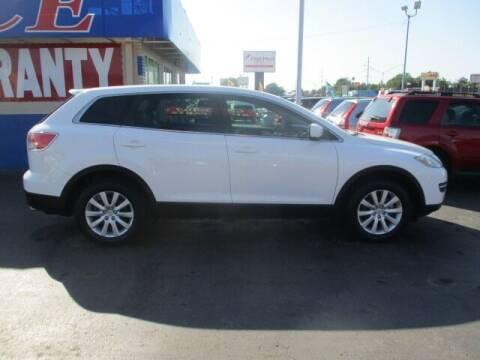 2008 Mazda CX-9 for sale at CAR SOURCE OKC in Oklahoma City OK