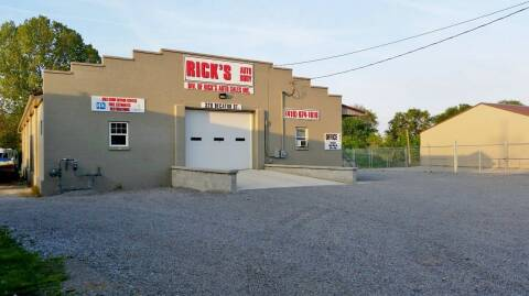 2021 Body Shop - TURN KEY! Commercial Property for sale at Ricks Auto Sales, Inc. in Kenton OH