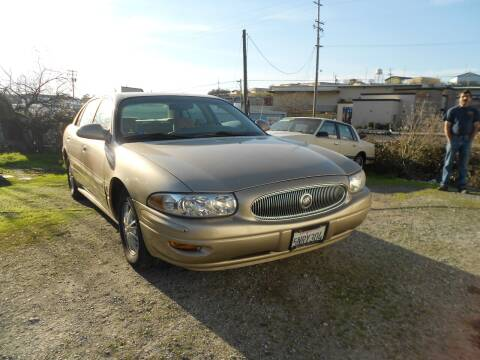 2005 Buick LeSabre for sale at Mountain Auto in Jackson CA