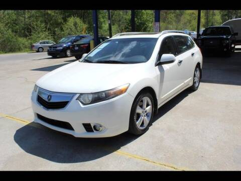 2011 Acura TSX Sport Wagon for sale at Inline Auto Sales in Fuquay Varina NC