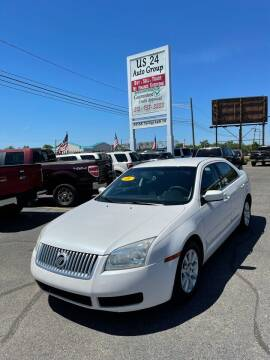 2009 Mercury Milan for sale at US 24 Auto Group in Redford MI