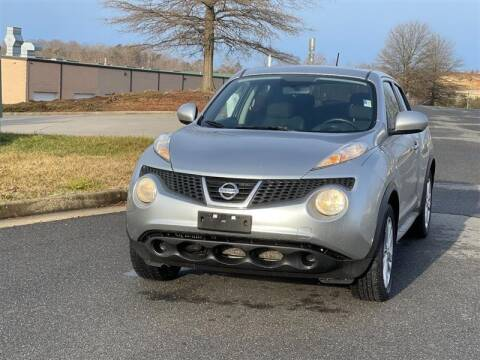 2011 Nissan JUKE for sale at CarXpress in Fredericksburg VA