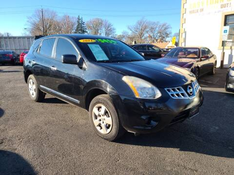 2011 Nissan Rogue for sale at Costas Auto Gallery in Rahway NJ