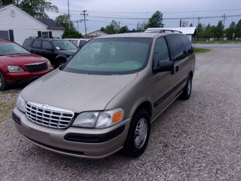 1999 Chevrolet Venture for sale at VANDALIA AUTO SALES in Vandalia MO
