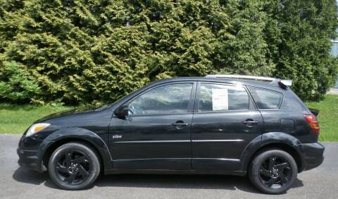 2005 Pontiac Vibe for sale at CARS II in Brookfield OH