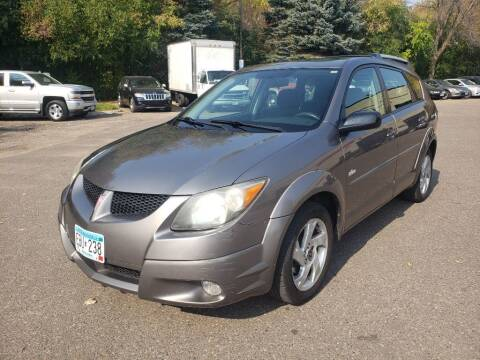 2004 Pontiac Vibe for sale at Fleet Automotive LLC in Maplewood MN