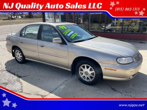 1998 Chevrolet Malibu for sale at NJ Quality Auto Sales LLC in Richmond IL