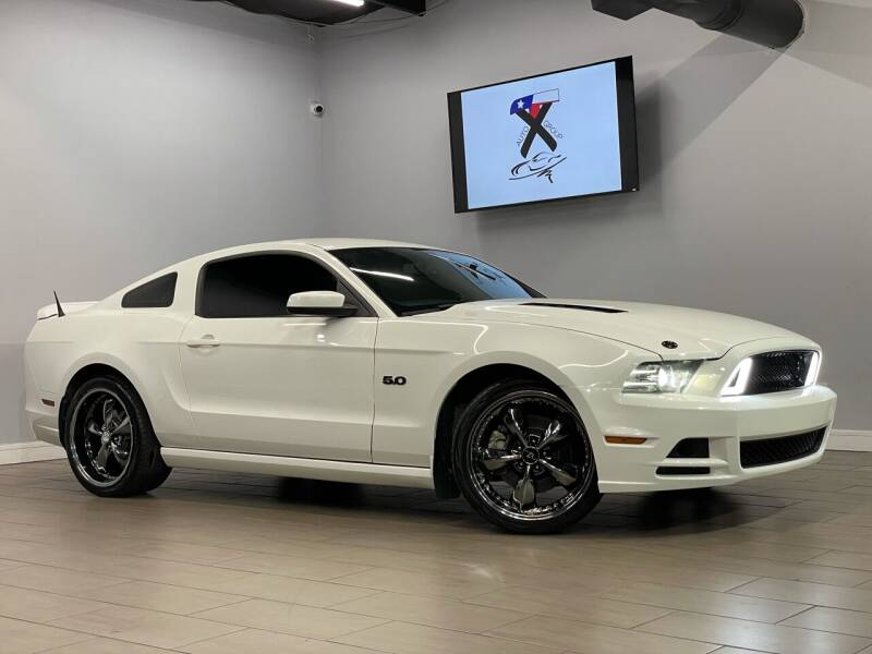 2013 Ford Mustang for sale at TX Auto Group in Houston TX