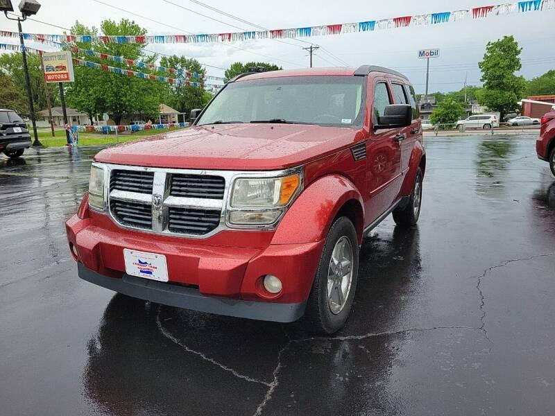 2007 Dodge Nitro for sale at County Seat Motors in Union MO